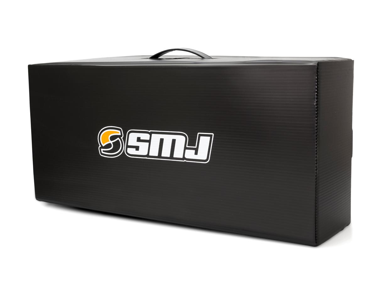 [SMJ1194] SMJ PLASTIC CARDBOARD BOX (47x21.5x13cm)