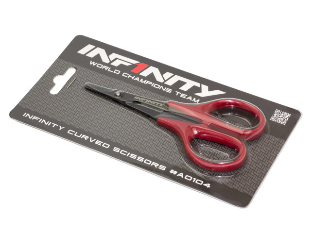 [A0104 ] INFINITY CURVED SCISSORS