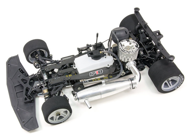 IF18 1/8 GP RACING CHASSIS KIT
