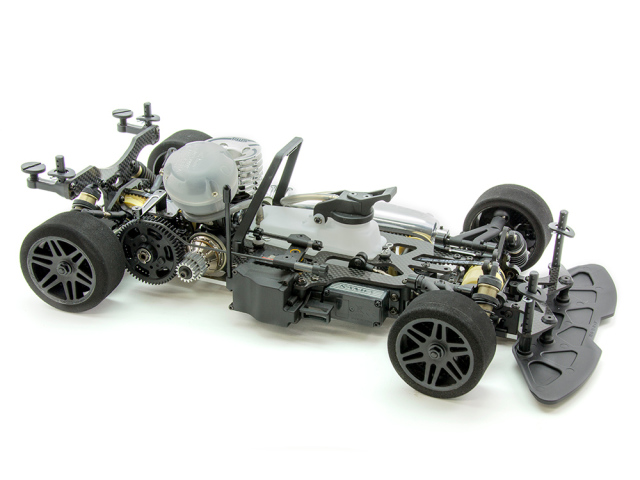 [CM-00004] IF15 1/10 SCALE GP TOURING CAR CHASSIS KIT