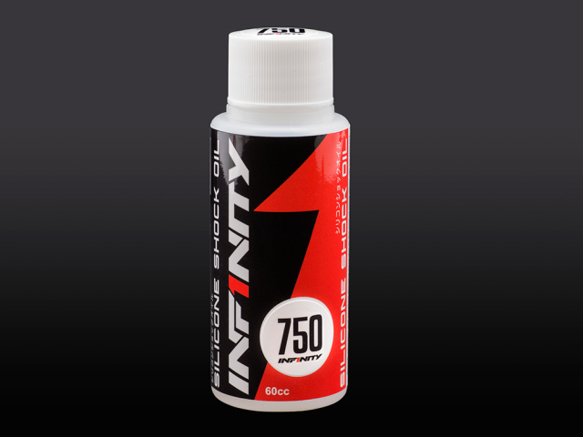 SILICONE SHOCK OIL #750 (60cc)