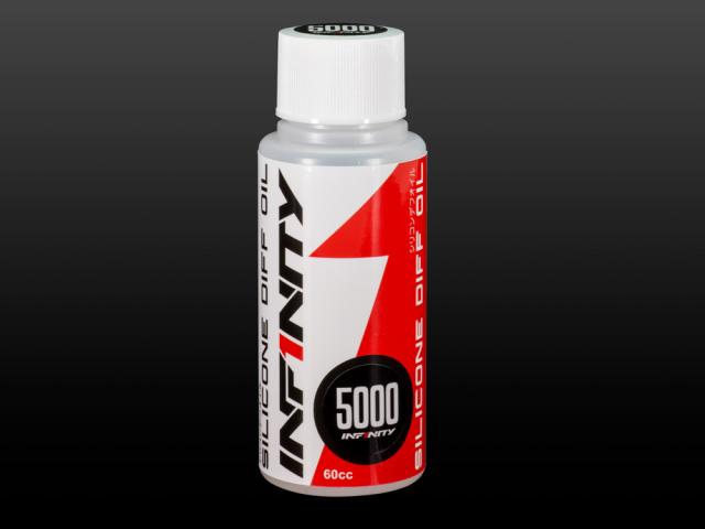 SILICONE DIFF OIL #5000 (60cc)