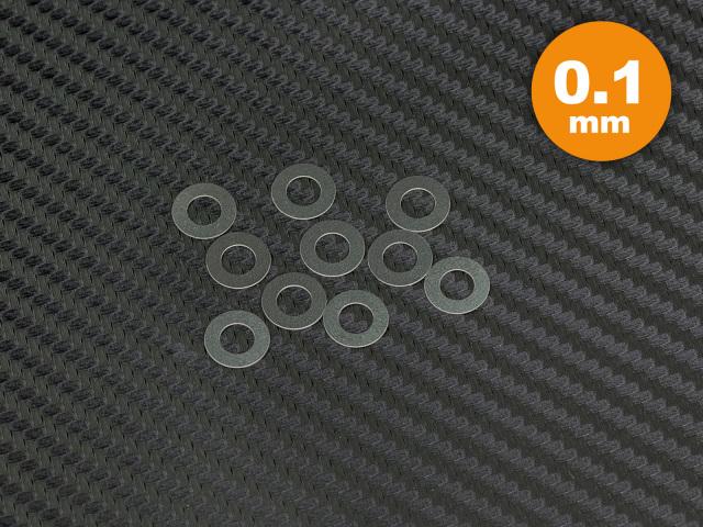 [CM-A004-0510] 5x10 SHIM SET (0.1, 0.2, 0.3mm each 10pcs)