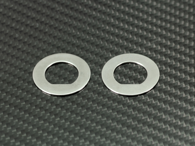 [F029] DIFF RING (2pcs)