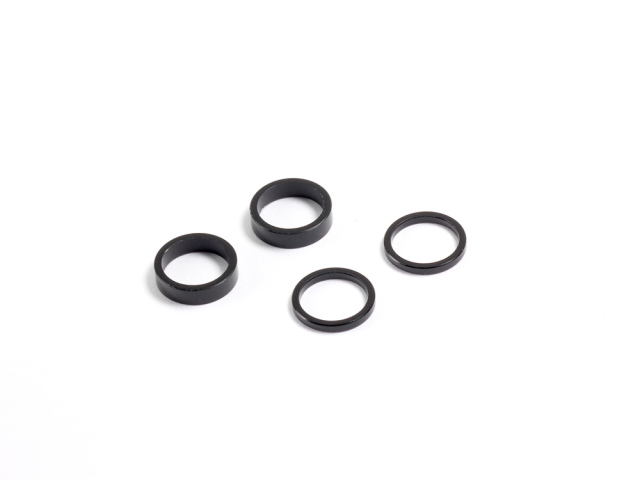 AXLE COLLAR SET (1.0,2.0mm each 2pcs)