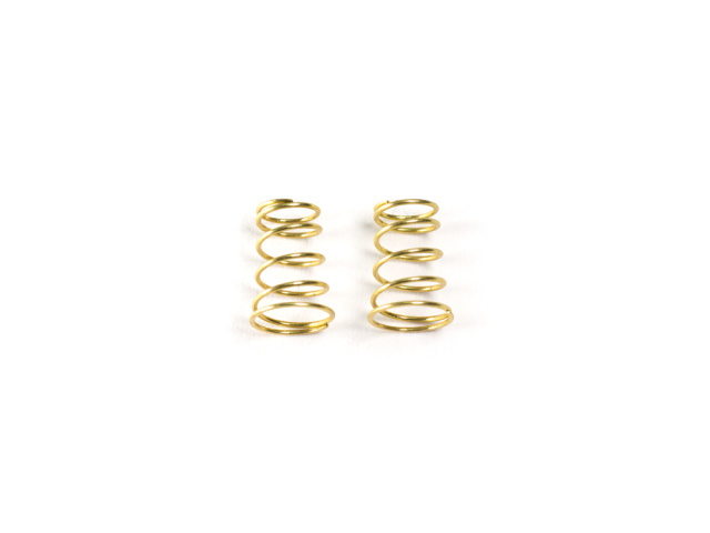 [F057] SIDE SPRING MEDIUM (0.5mm/5.75coils/2pcs)
