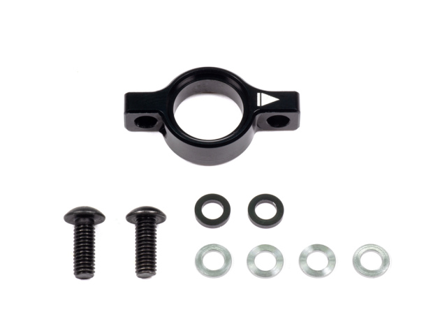ALU AXLE HEIGHT ADJUSTER SET (Black/incl.Washer)