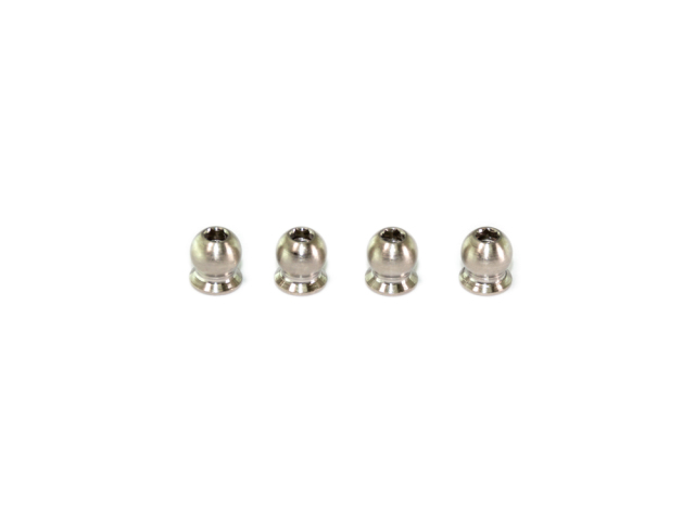 [G084-02] BALL NUT 4.9mm SHORT (4pcs)