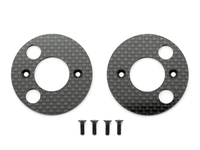 [G116-R] REAR HUB DISC (CARBON)