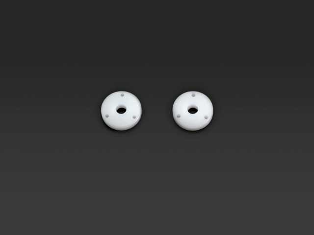 [G124] SHOCK PISTON (φ0.9x3HOLES) 2pcs