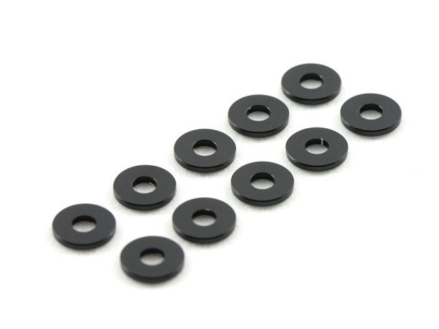 SPACER 3x8x1.0mm 10pcs