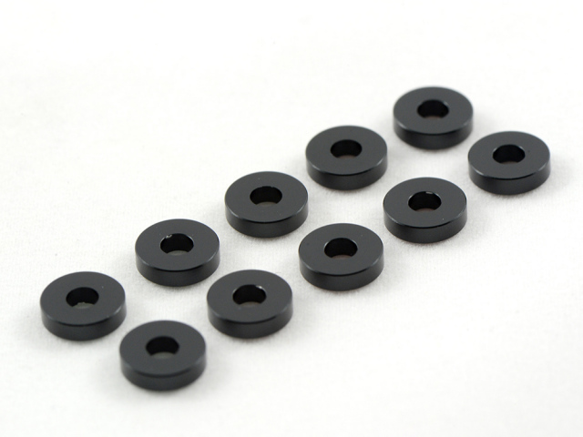 SPACER 3x8x2.0mm 10pcs