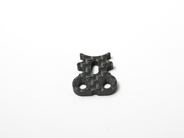 SERVO SAVER NOSE (09mm) CARBON GRAPHITE