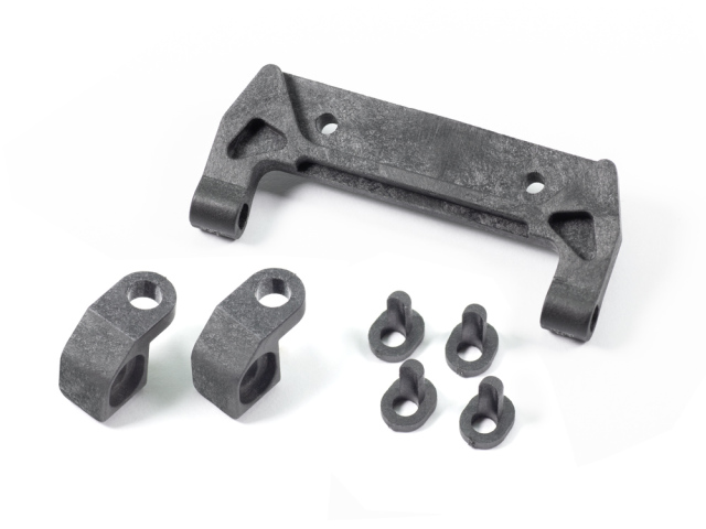 [R0271] FRONT SUSPENSION HOLDER (HARD)