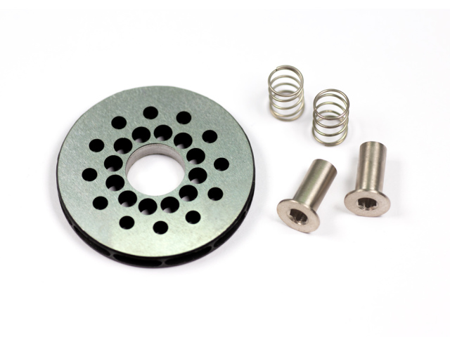 [R0272] VENTILATED BRAKE DISC SET