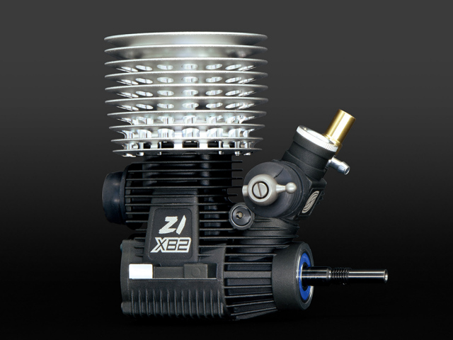 SMJ Kabuto 21XB2 Engine Eco (Pre-Broken in)