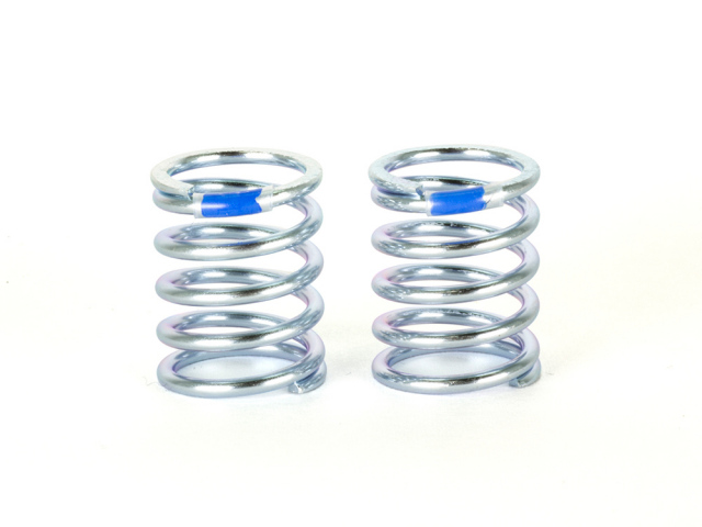 [SMJ1128] SILVER LINE SPRING RS8.3 (Short/Blue/2pcs)