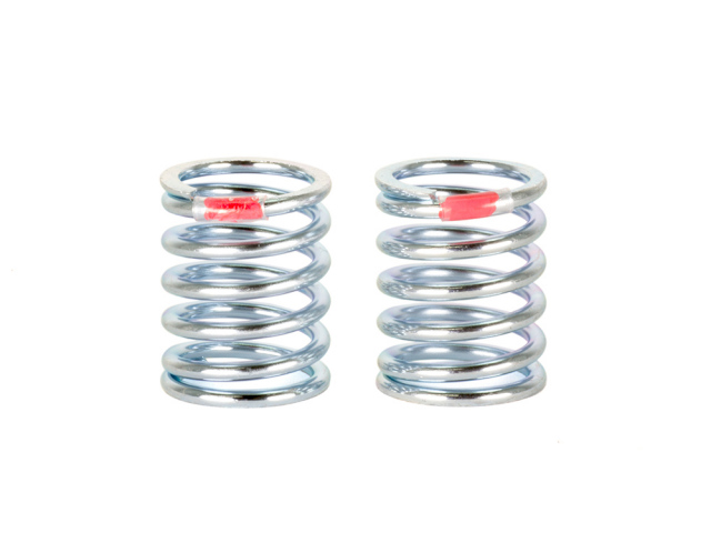 [SMJ1131] SILVER LINE SPRING RS8.9 (Short/Red/2pcs)