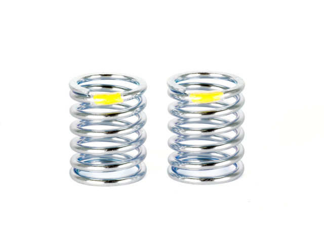 [SMJ1132] SILVER LINE SPRING RS8.4 (Short/Yellow/2pcs)