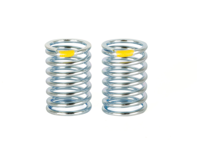 [SMJ1138] SILVER LINE SPRING RL6.8 (Long/Yellow/2pcs)