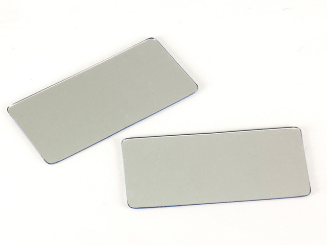 [SMJ1143] WING ENDPLATE for 1/10 Touring Car (Mirror/0.5mm/2pcs)