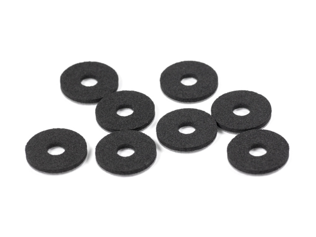 BODY MOUNT PATCH 6mm with FOAM SHEET (8pcs)