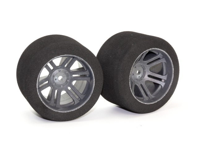 [SMJ5502-37 ] SMJ 1/10GP REAR TIRES 44mm (Shore 37)