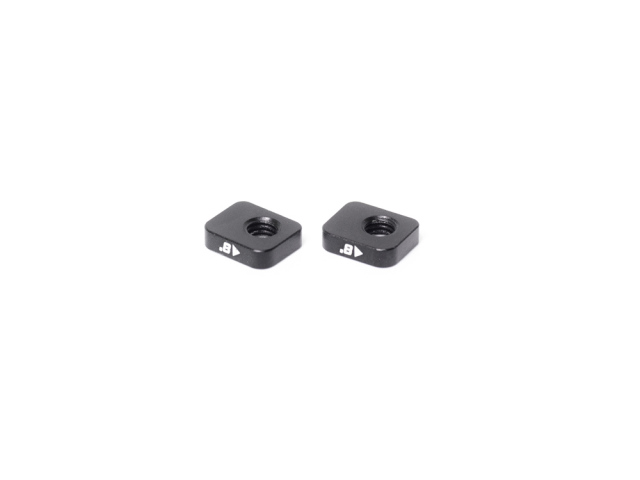 [T182-0.8] ALU SUSPENSION PLATE 0.8mm (2pcs)
