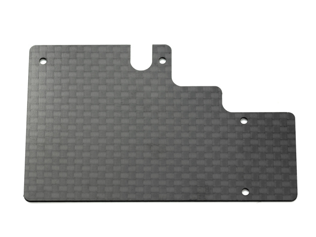 [T257] FLOATING ELECTRONIC PLATE (Graphite)