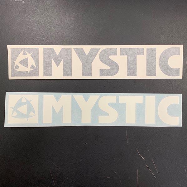 MYSTIC Cutted Sticker