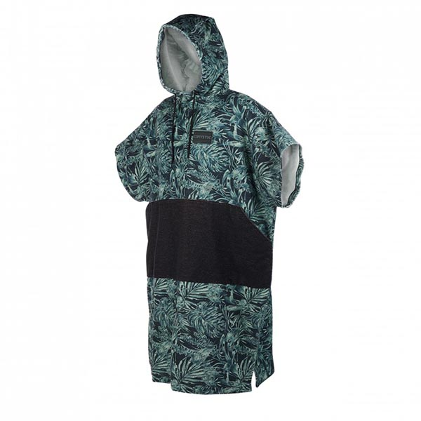 Poncho Allover Green Allover
