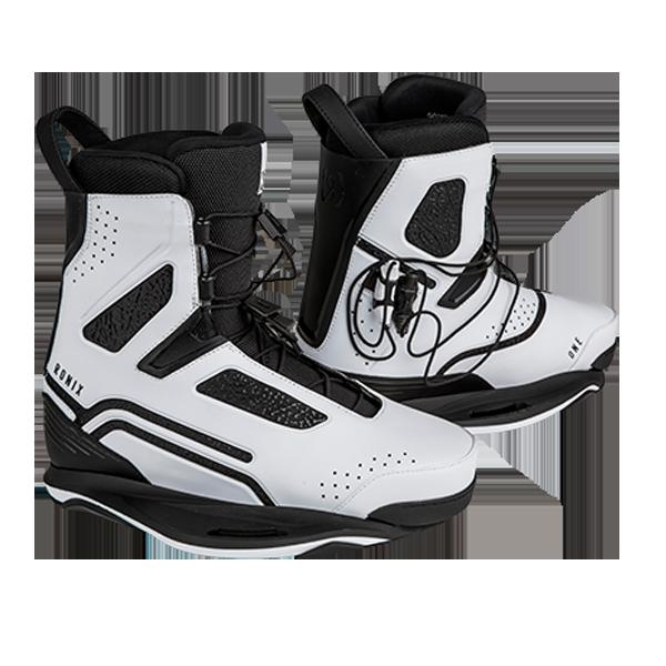RONIX One Boot Metallic White