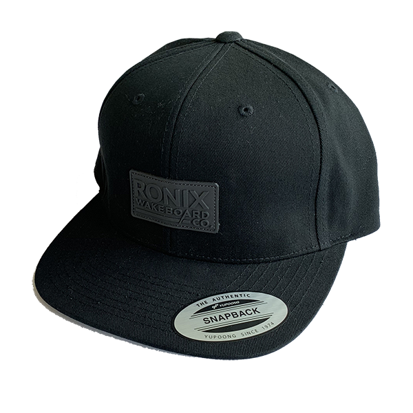 RONIX Intertional Snap Back Hat