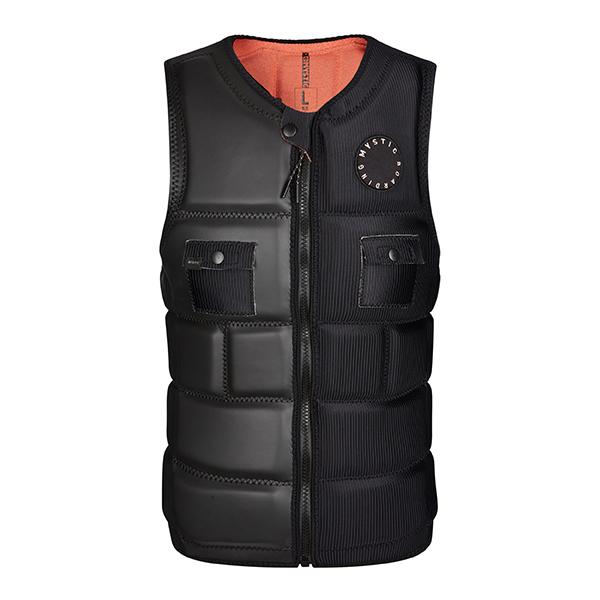 Voltt Impact Vest Black