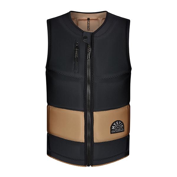 Stone Impact Vest Black