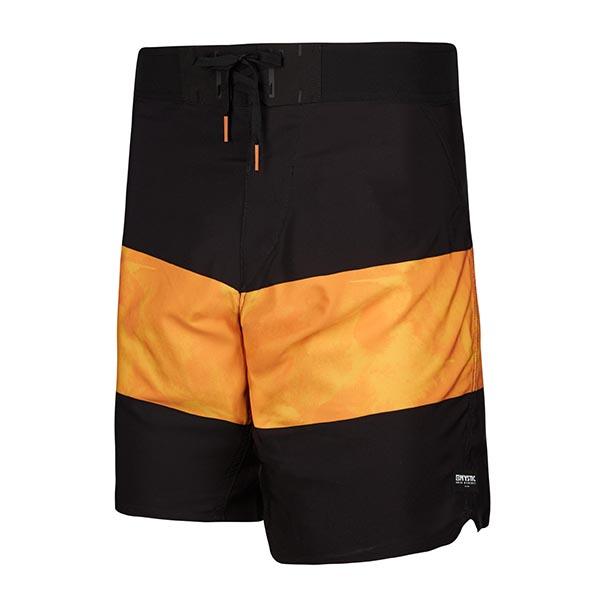 The Baron Board Short Orange