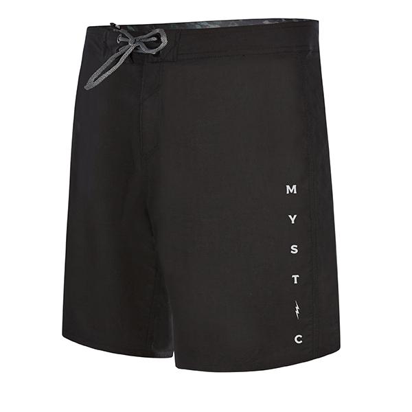 Brand Board Short Black