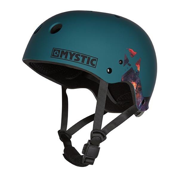 MK8 X Helmet Teal