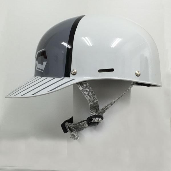 Wakecap White/Gray