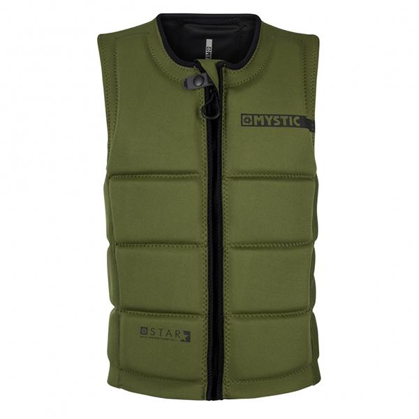 Star Impact Wakeboard Vest Zip(スター インパクト ウェイクボード ベスト ジップ)