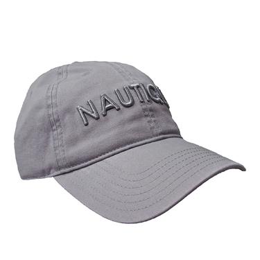 Nautique Profile Cap Light Grey