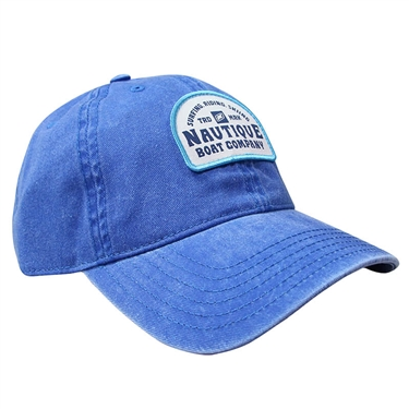 Nautique Trademark Cap Faded Royal