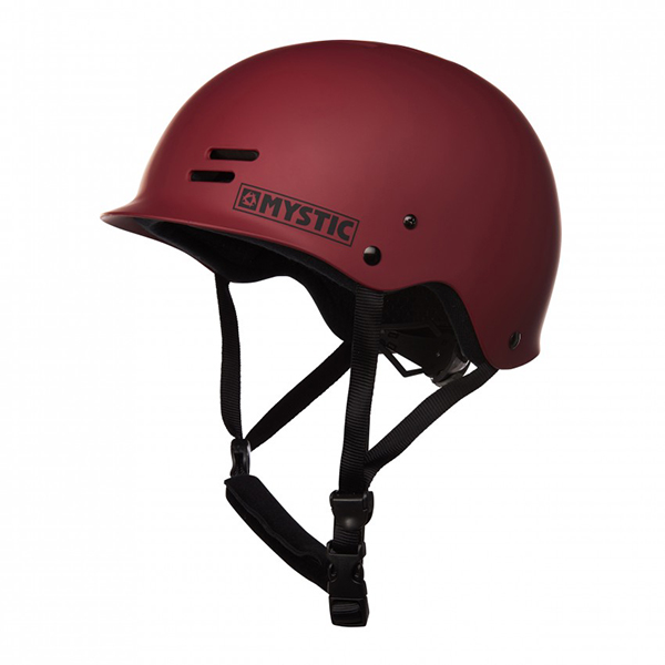 Predator Helmet Dark Red