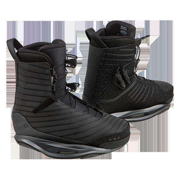 RONIX One Boot Flash Black
