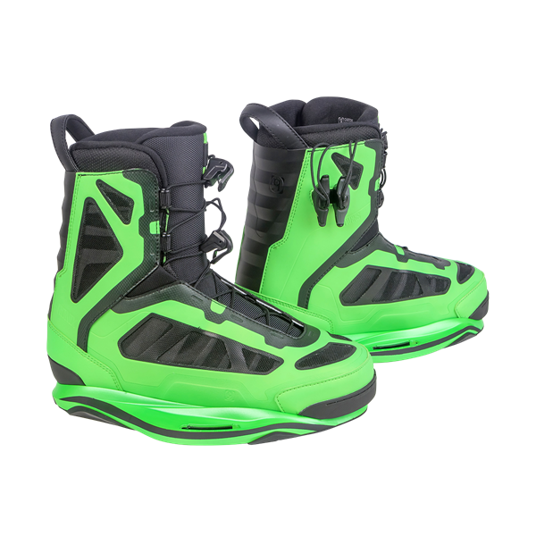 RONIX Parks Boot Lime