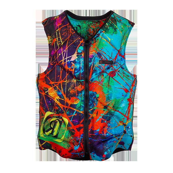 RONIX Party Athletic Cut Reversible Impact Jacket