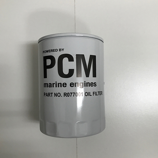 PCM FILTER, OIL W/GASKET