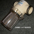 "STRAINER 1-1/4"" RAW WATER ALL MODELS"
