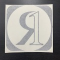"Ronix 7"" Icon Die Cut"