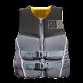 Hyperlite Mens Prime Vest Black/Yellow